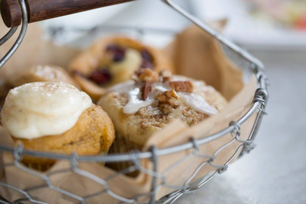 These gluten-free pastries are sure to please