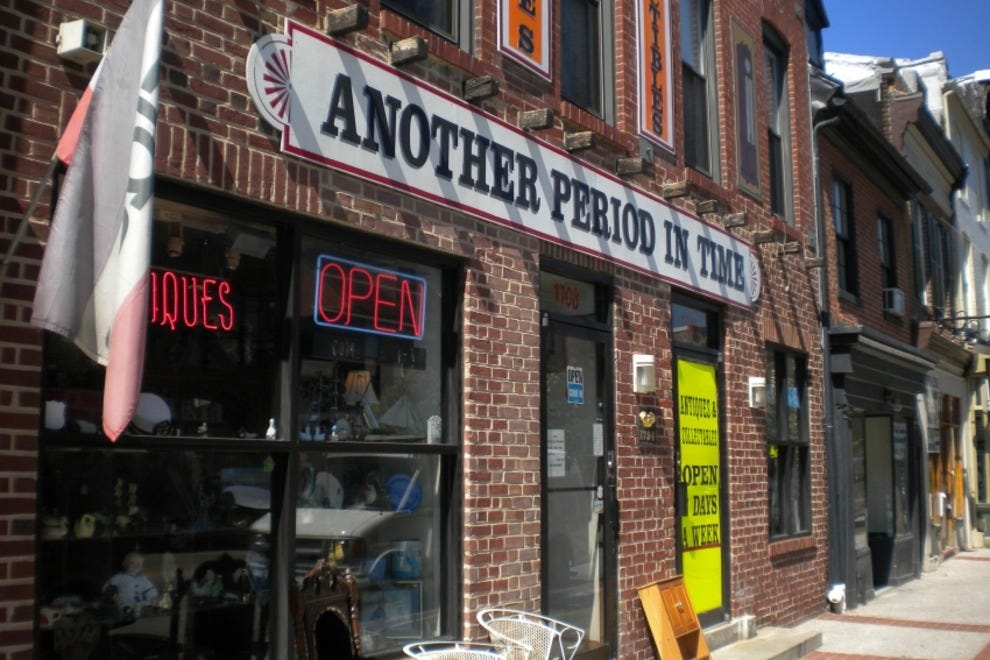 Fashion Stores in Maryland