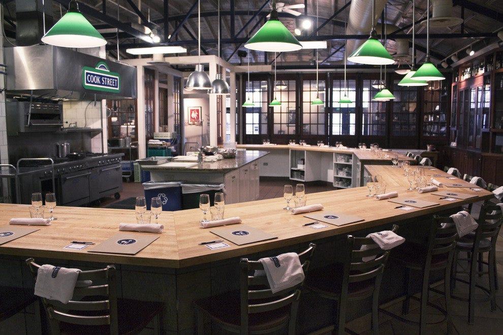 库克街烹饪艺术学校