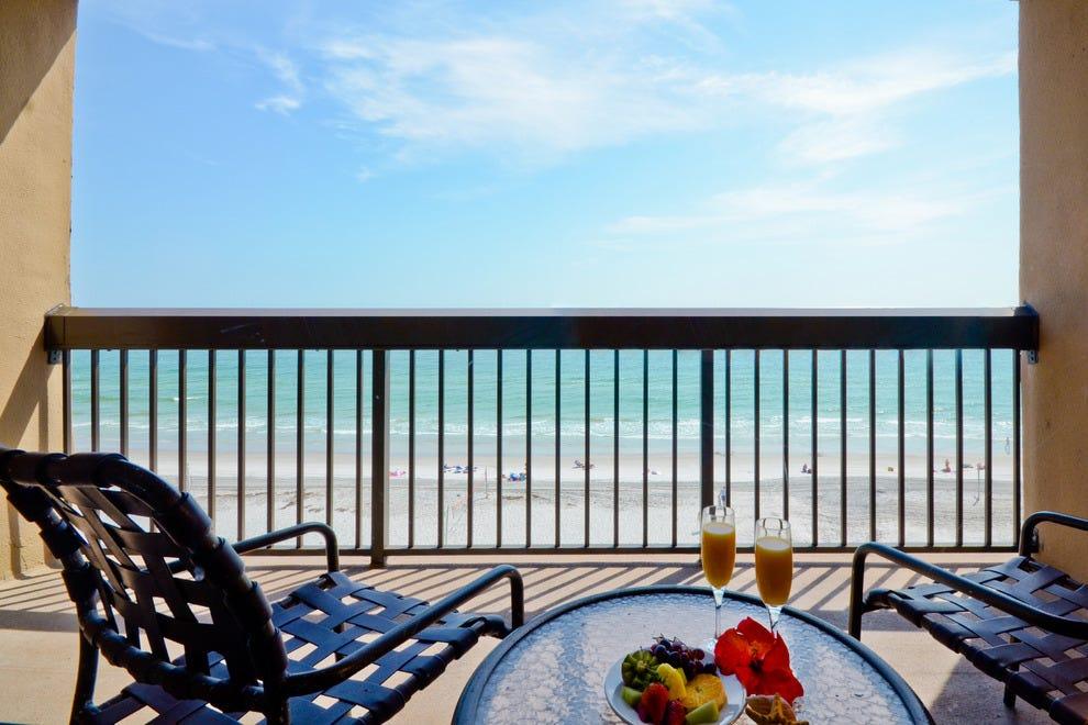杰克逊维尔海滩/海滨汉普顿酒店