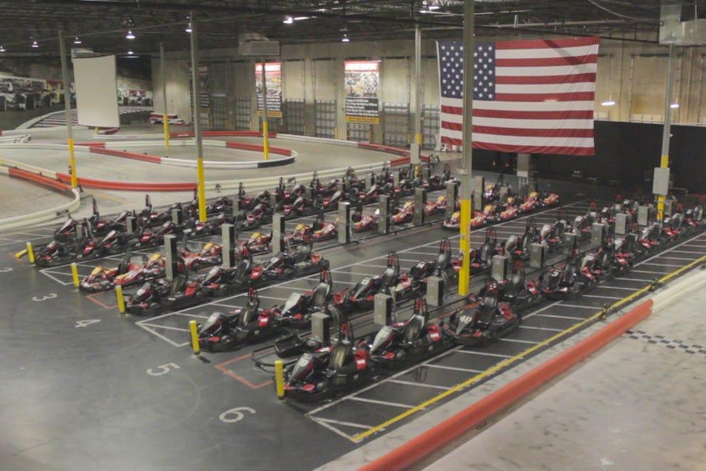 Go Karts Jacksonville Fl >> Autobahn Indoor Speedway: The Ultimate Racing Experience