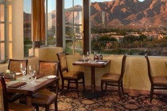 Terraza Patio And Lounge At Hacienda Del Sol Tucson