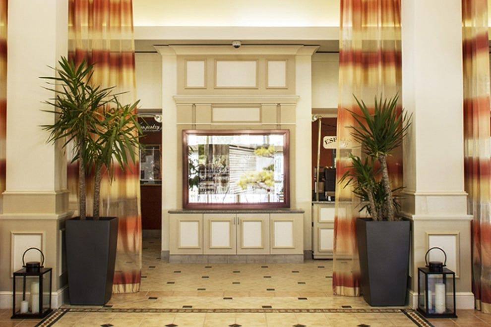丹佛机场希尔顿花园酒店