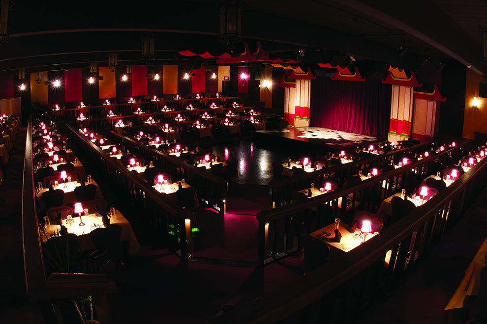 Alhambra Theatre & Dining