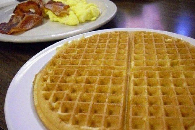 Breakfast in Washington