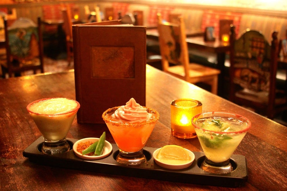 Sample three of La Cava's most popular offerings at Epcot on Feb. 22
