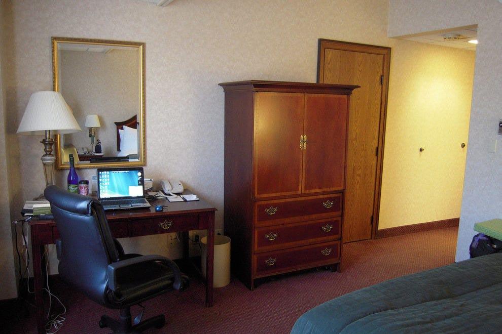波特兰希尔顿酒店的DoubleTree