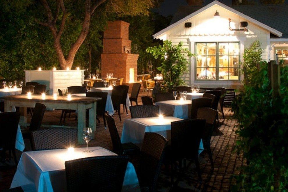 Elements Restaurant Scottsdale Menu