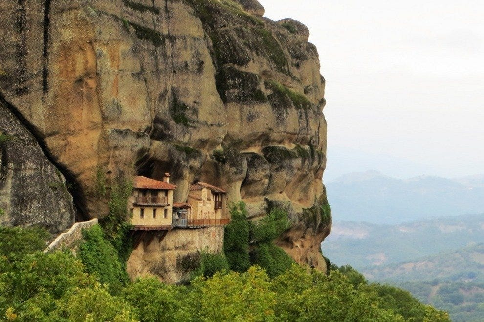 Demetrio - Meteora, Greece