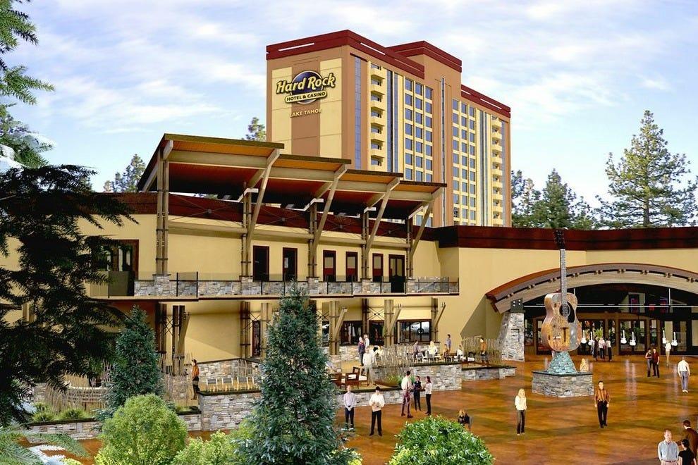 塔霍湖硬石赌场酒店