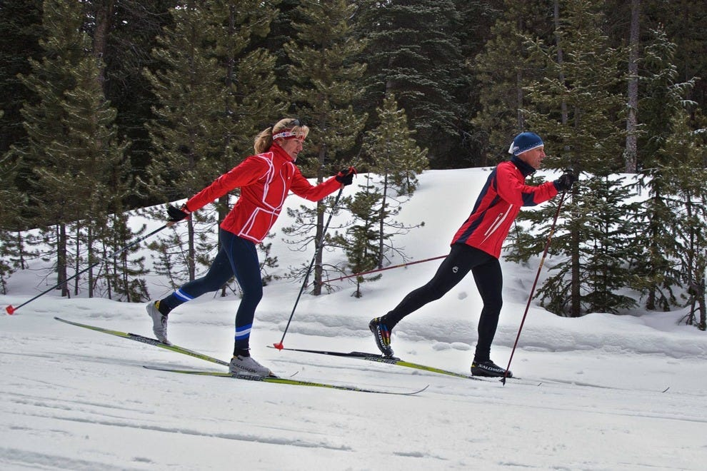 Work up a sweat at Eldora's Nordic Center