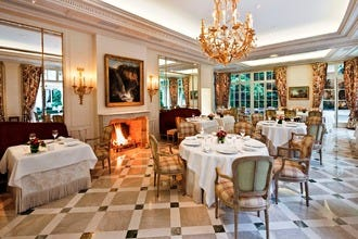 Exquisite Parisian Hotel Restaurants: Epicure, Sur Mesure and Le Lulli