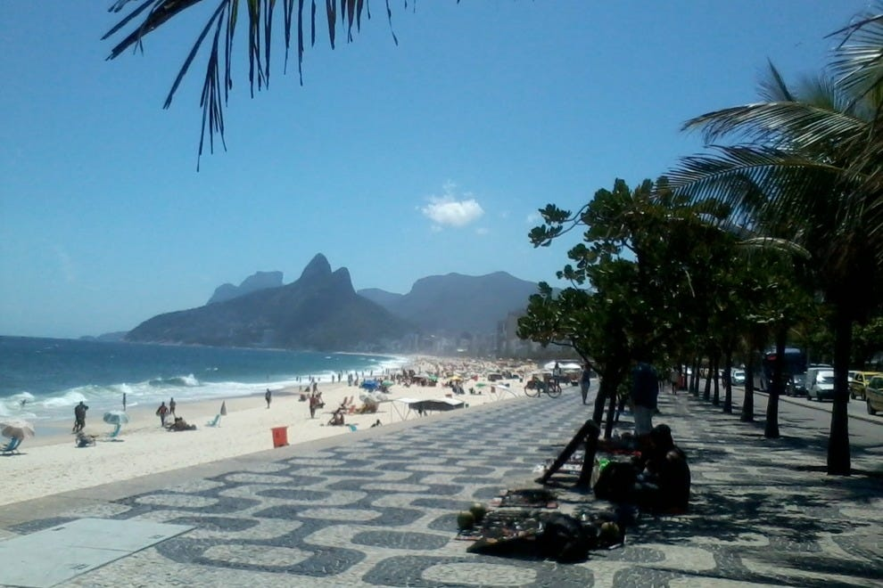 Cycling is an exhilarating way to explore beautiful Rio