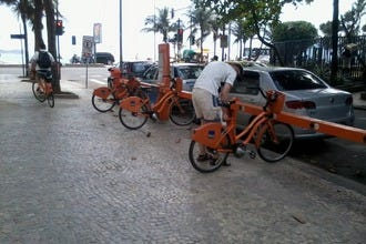 See the Best of Rio de Janeiro by Bike