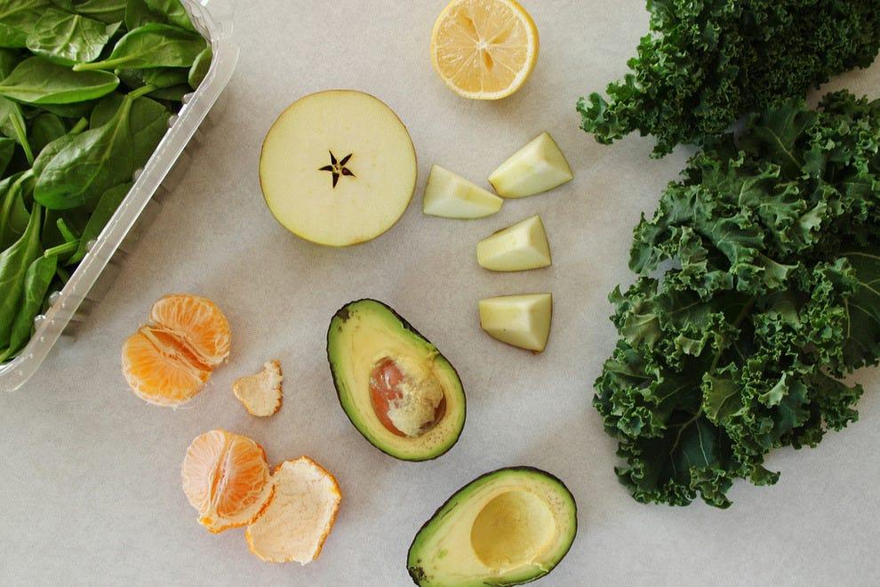 健康,绿色成分