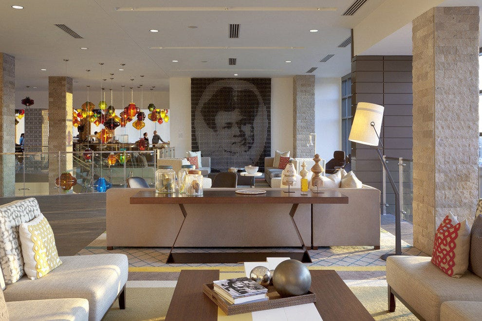 Art attraction: hotels get in touch with their creative side