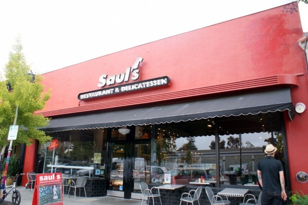Saul S Deli Restaurant