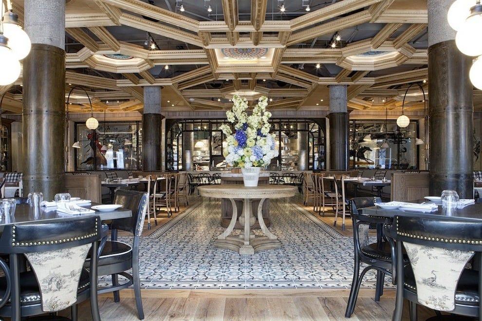 Toronto Outdoor Dining Restaurants 10Best Restaurant Reviews