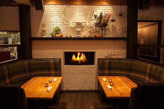The Oakwood Canadian Bistro