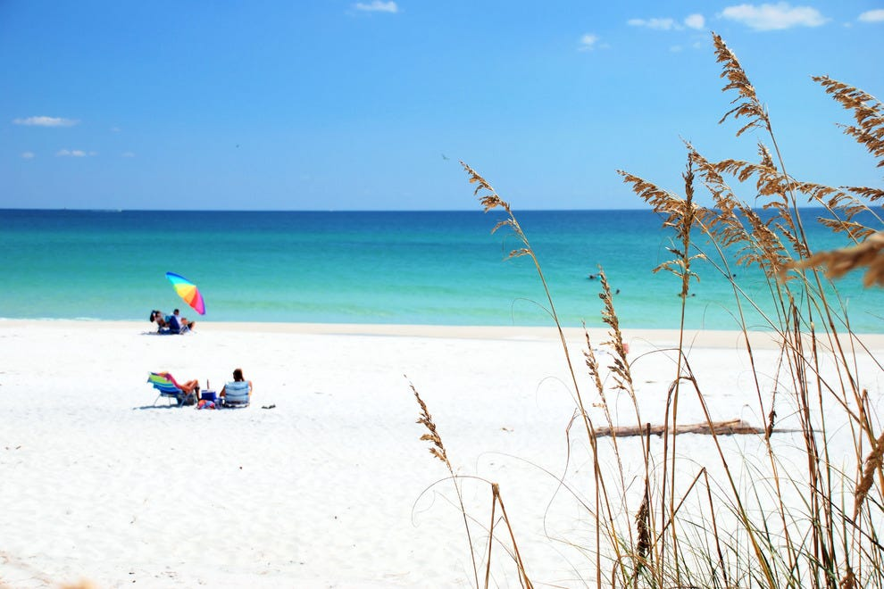 Best Florida Beaches Winners 2015 10best Readers Choice