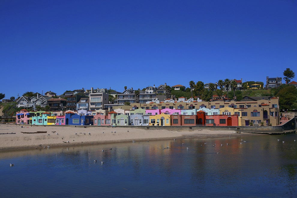 A Dog-Friendly Weekend In Capitola, CA – THE CHEEKY BRUNETTE |Capitola California