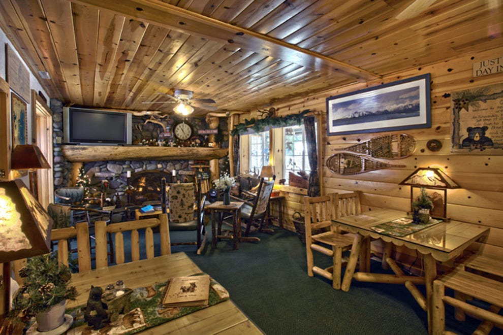 Fireside Lodge Bed Amp Breakfast Tahoe Hotels Review