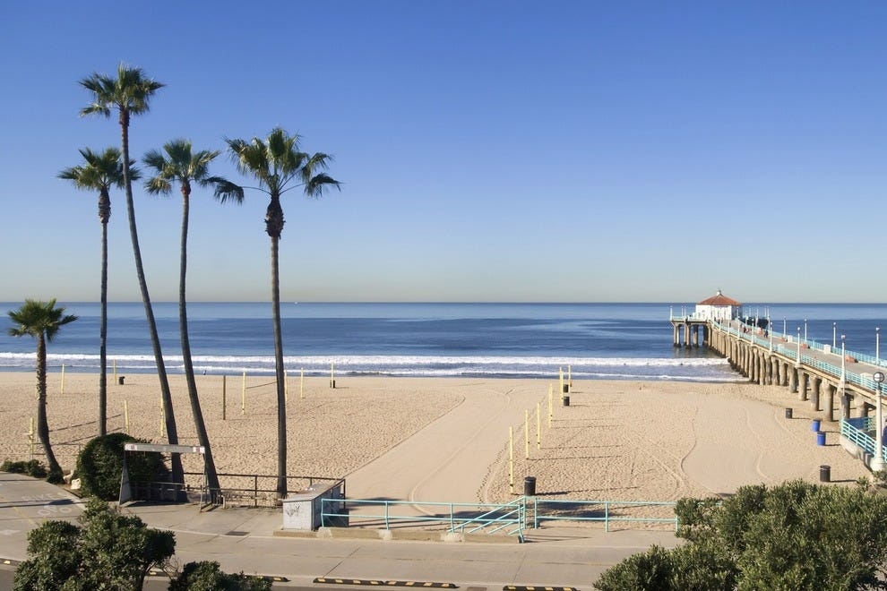 the best beaches in california 2015 10best readers 39 choice travel
