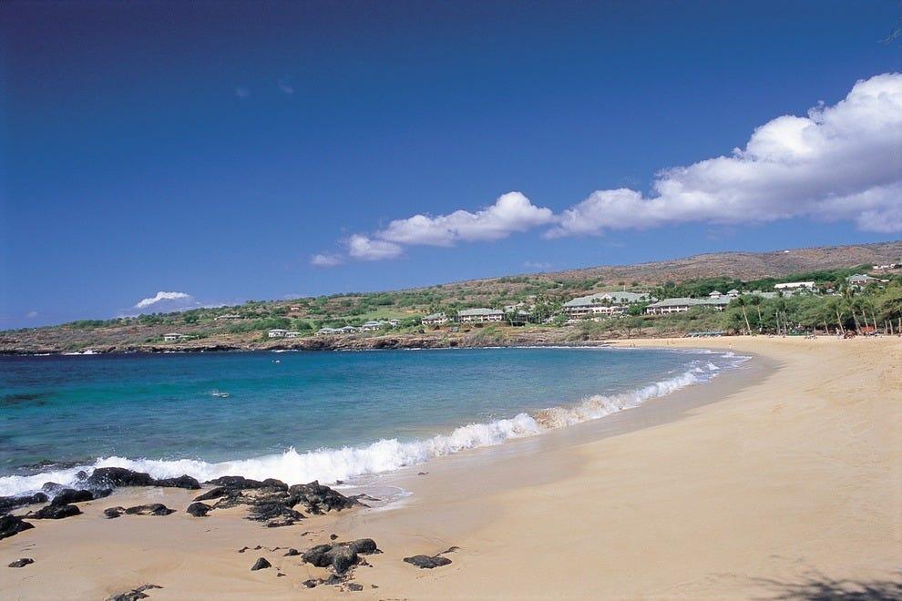 best hawaii beaches 2015 10best readers choice travel awards
