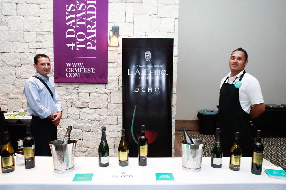 This year, the Cancun-Riviera Maya Wine & Food Festival takes place March 12 to 15