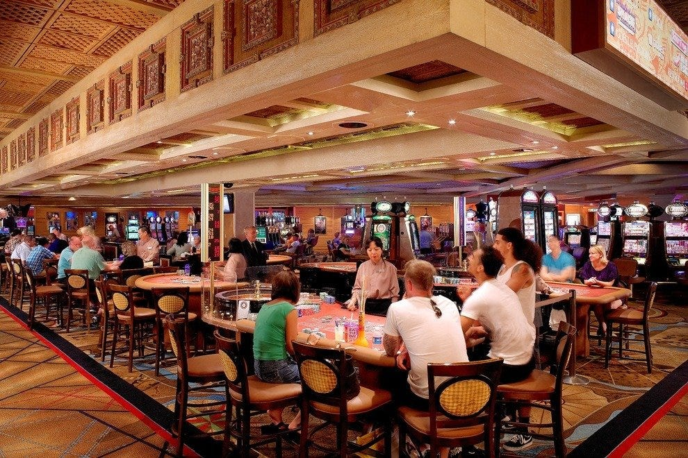 TI - Treasure Island Hotel & Casino Las Vegas Updated Prices