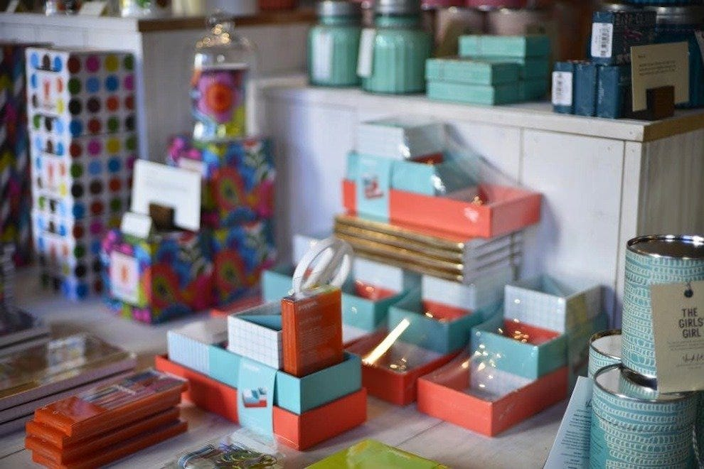 Candlefish boasts more than just candles! Shop office accessories, home decor and other colorful gifts here