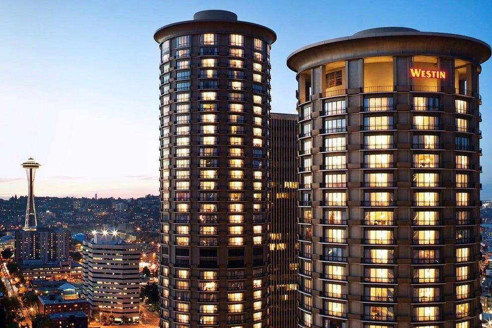 The Westin Seattle Seattle Hotels Review 10best Experts And