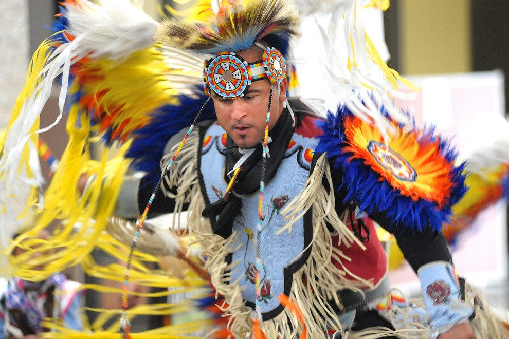National American Indian Heritage Month kickoff in Baltimore, Maryland