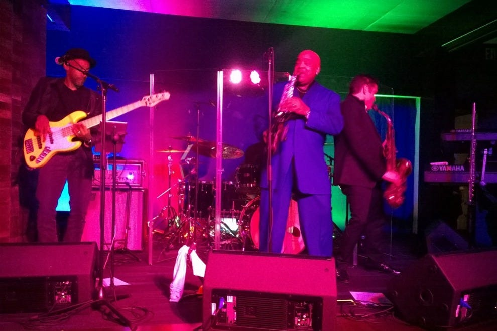 Musical magic with Gerald Albright, Dave Koz and Marcus Miller at Spaghettini and the Dave Koz Lounge
