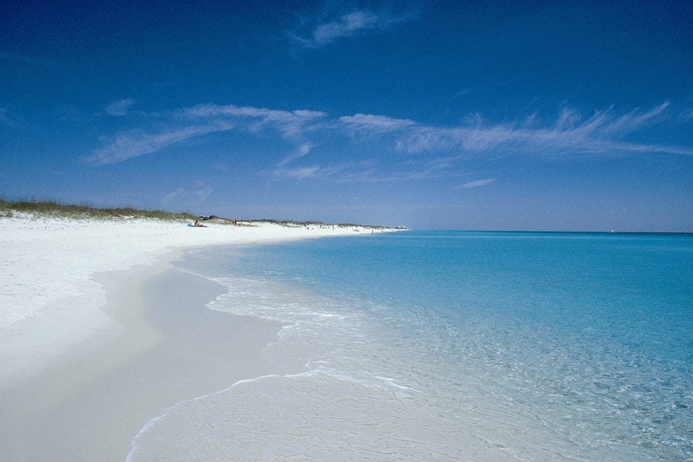 Best Beaches In Pensacola For Kids