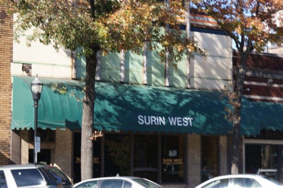 Surin West Birmingham Restaurants Review 10best Experts