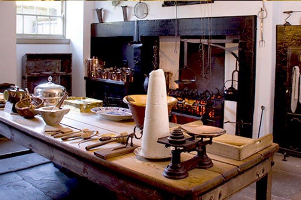 Georgian house in edinburgh elegant design impeccable for Kitchen ideas edinburgh
