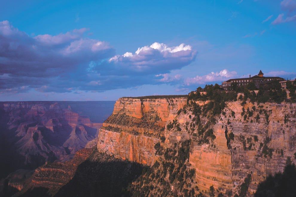 Best National Park Lodge Winners 2015 10best Readers