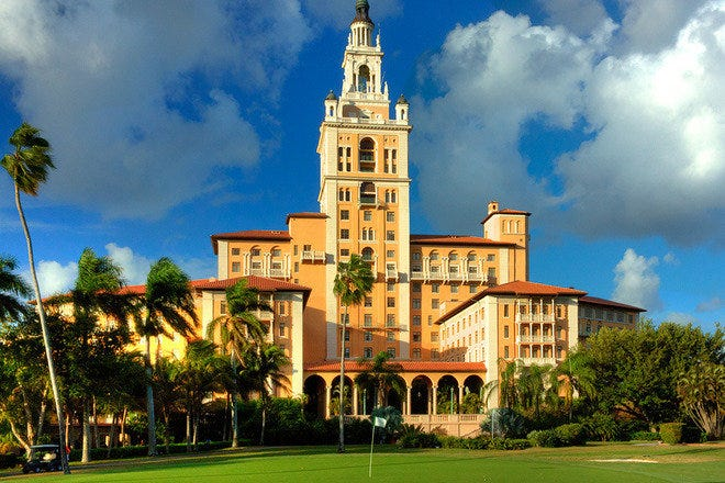 The Biltmore Hotel Spa and Golf