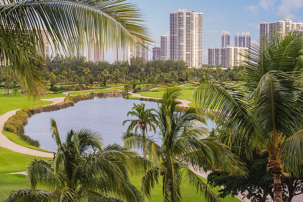 The Soffer Golf Course at Turnberry Isle Miami