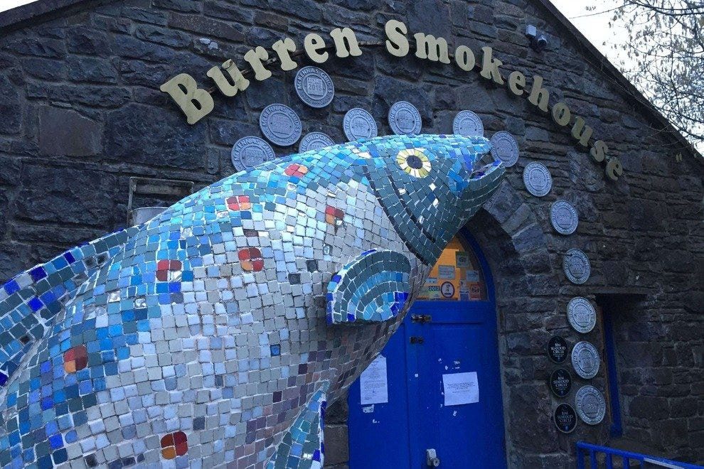 The Burren Smokehouse