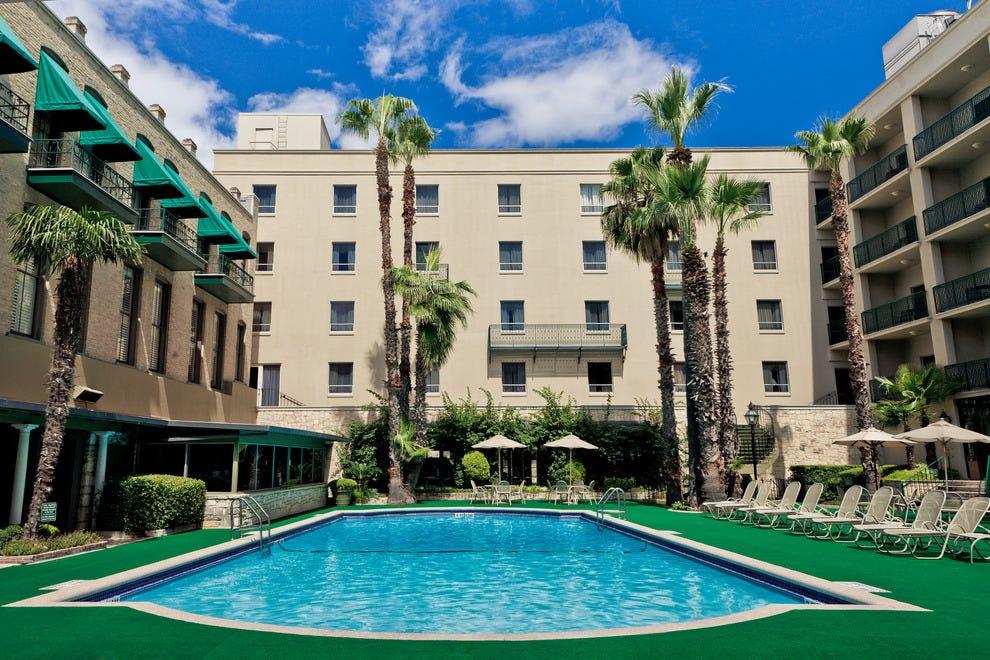 Sexy hotel san antonio