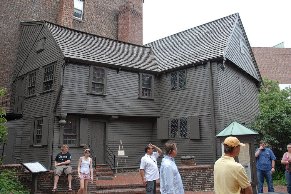 Boston Historic Sites: 10Best Historic Site Reviews