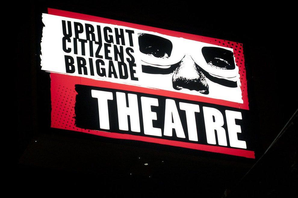 正直公民组队剧院