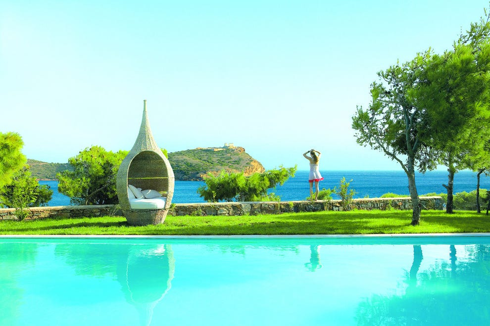 Cape Sounio Elixir Spa Retreat Immortal's Spa