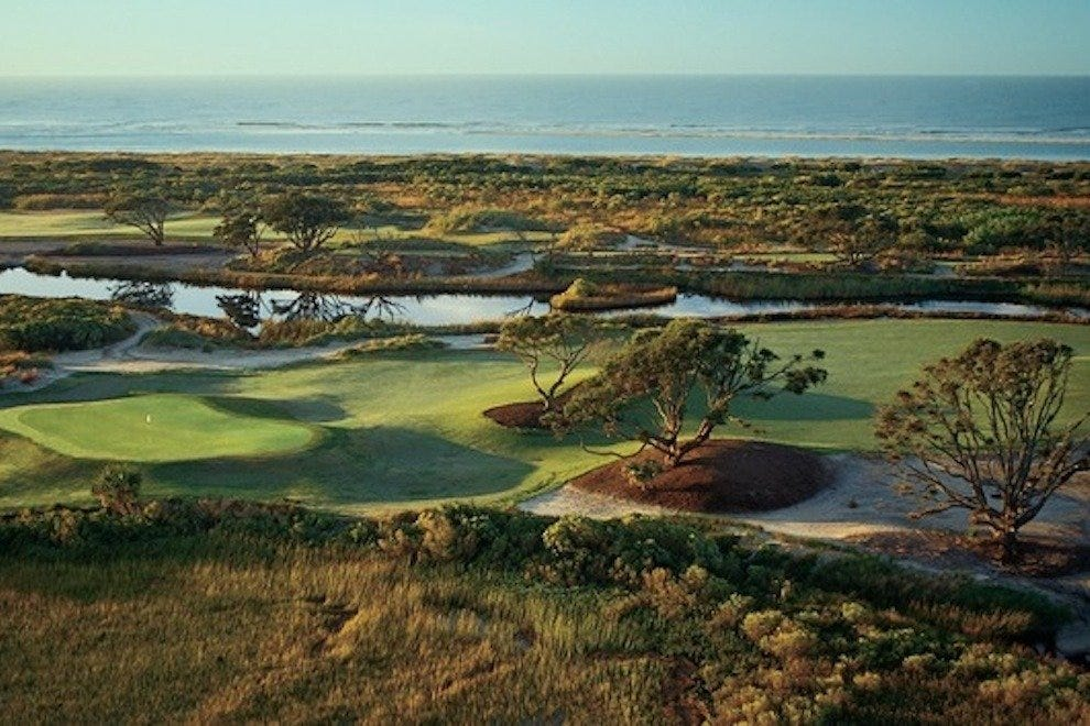 The Ocean Course at Kiawah Island Golf Resort: Charleston ...