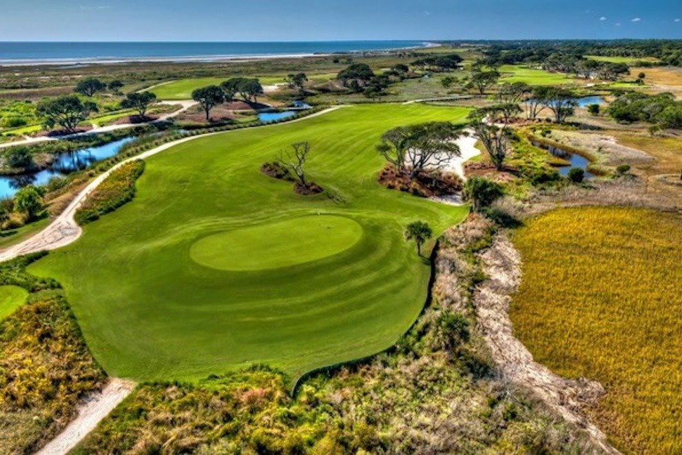 The Ocean Course at Kiawah Island Golf Resort