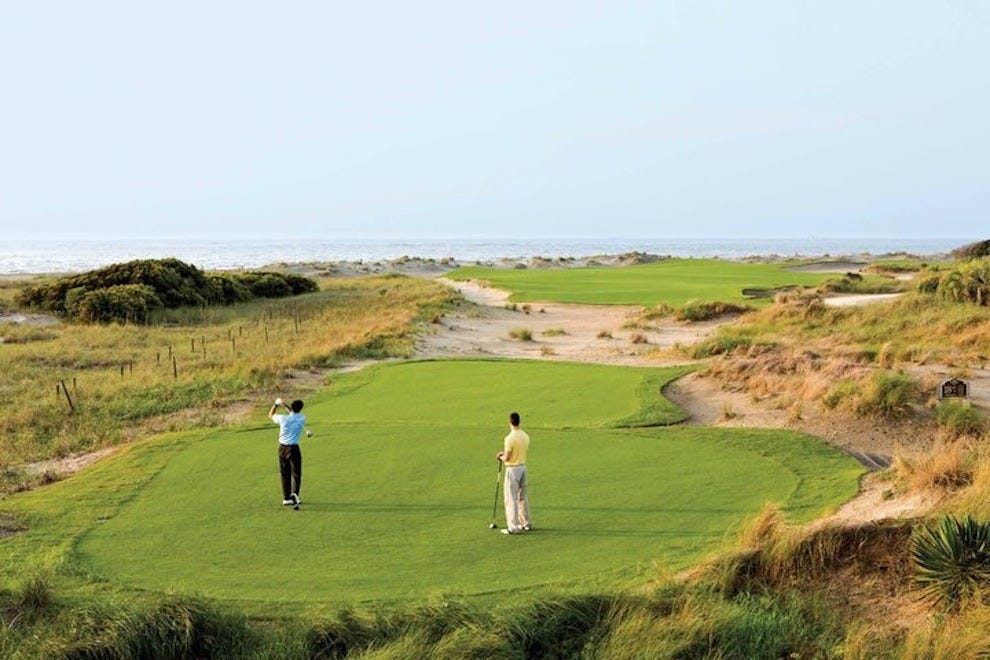 harbor dunes golf course Straight is great on the scenic harbor golf course at wild dunes resort near charleston, sc.