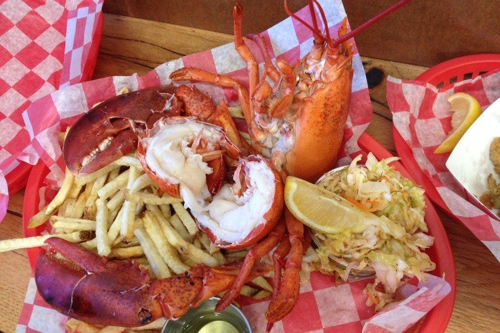 Morgan's Lobster Shack