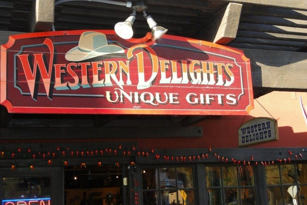 Cave Creek's Best Shopping: Shopping in Scottsdale